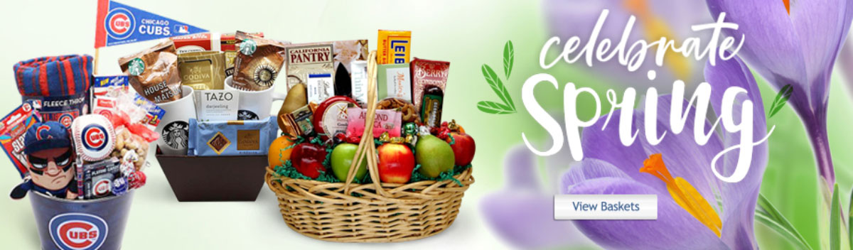 Bob's Gift Baskets in New Lenox, IL - Easter Gift Baskets
