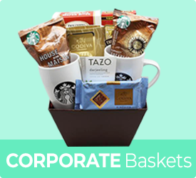 Corporate Baskets from Bob's Gift Baskets
