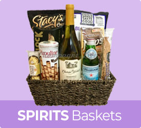 Spirits Baskets from Bob's Gift Baskets