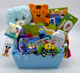 Baby Boy Polka Dots from Bob's Gift Baskets
