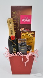 Champagne Treat from Bob's Gift Baskets