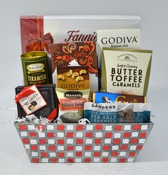 Chocolate Glitz from Bob's Gift Baskets