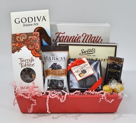 Chocolate Tray from Bob's Gift Baskets