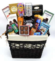 Craft Beer and Gourmet Hamper from Bob's Gift Baskets
