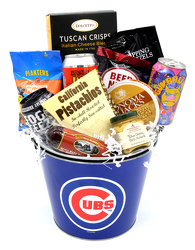 Crafty Cubs Tin from Bob's Gift Baskets