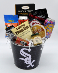 Crafty White Sox Fan from Bob's Gift Baskets