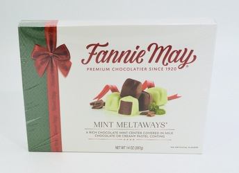 Fannie May Mint Meltaways from Bob's Gift Baskets