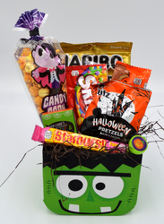 Franken Snacks from Bob's Gift Baskets