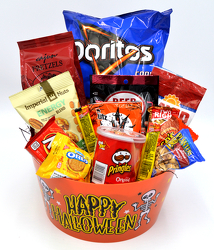 Frightening Good Snacks from Bob's Gift Baskets