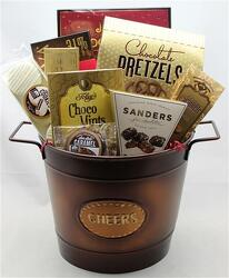 Gourmet Cheer from Bob's Gift Baskets