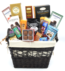 Gourmet Hamper from Bob's Gift Baskets
