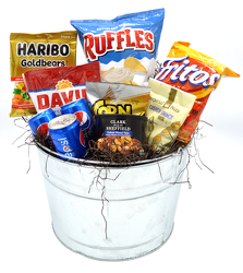 Medium Snack Pail from Bob's Gift Baskets