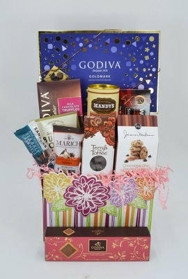 Simply Spring Chocolate Basket