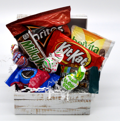 Snack Box from Bob's Gift Baskets