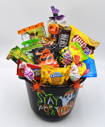 Spooky Snacks from Bob's Gift Baskets