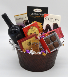 To A Great Night from Bob's Gift Baskets