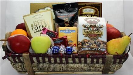 Treats from Bob's Gift Baskets