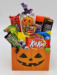 Trick or Treat from Bob's Gift Baskets