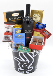 White Sox and Wine from Bob's Gift Baskets