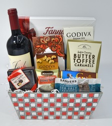 Wine Night Glitz from Bob's Gift Baskets