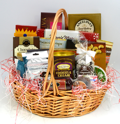 Holiday Basket from Bob's Gift Baskets