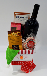 snowwine from Bob's Gift Baskets