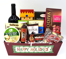 Wine Season from Bob's Gift Baskets