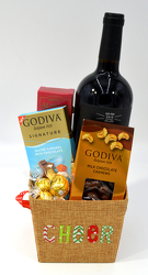 Cheer for Wine from Bob's Gift Baskets