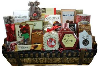 Gourmet Galore from Bob's Gift Baskets