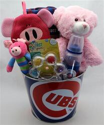 Cubbie Baby Girl from Bob's Gift Baskets