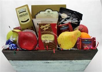 Fruit and Treats from Bob's Gift Baskets