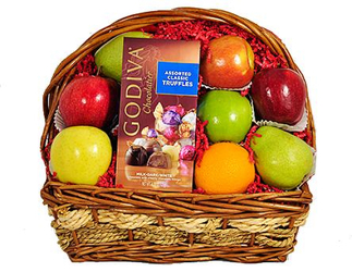 Fruit Truffle from Bob's Gift Baskets