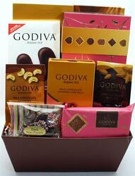 Godiva Classic from Bob's Gift Baskets