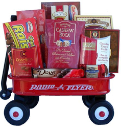 Gourmet On Wheels from Bob's Gift Baskets