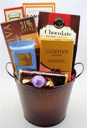 Pail of Perfection from Bob's Gift Baskets